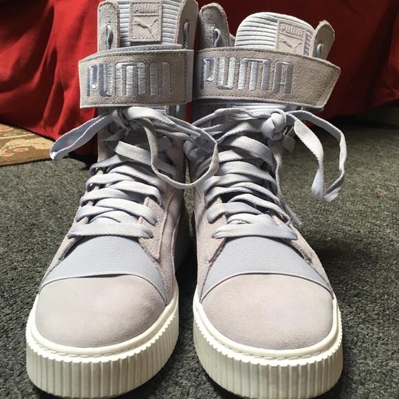 Puma Women's Platform Boot Sneaker Quil Wn